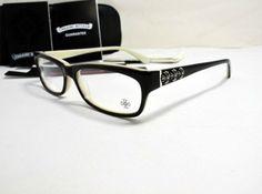 973f9c033218 Chrome Hearts PIE AT THE Y BT Eyeglasses 2012 Sale Frame Size  mm  (Eye-Bridge-Temple) Lens width  54 mm Nose Bridge  17 mm Temple Length  145  mm