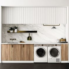 """Fantastic """"laundry room storage diy cabinets"""" detail is offered on our internet site. Take a look and you wont be sorry you did. Modern Laundry Rooms, Laundry In Bathroom, Laundry Closet, Laundry In Kitchen, Basement Laundry, Laundry Area, Laundry Cupboard, Garage Laundry, Laundry Tips"""