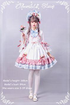 Bramble Rose -Angel- Classic Lolita OP Dress