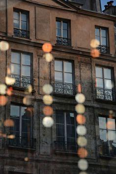 Paris the Marais © Vincent Brun Hannay Art Print
