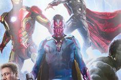 Avengers 2 - Vision