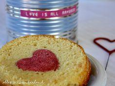 DIY Kuchen aus der Dose - nur für Verliebte!