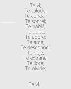 Sad Love, Love You, Cute Spanish Quotes, Quotes En Espanol, Love Phrases, Life Motivation, True Feelings, Sentences, Love Quotes