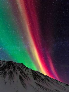 Always splendid! Aurora Borealis