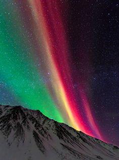 Always splendid! Aurora Borealis