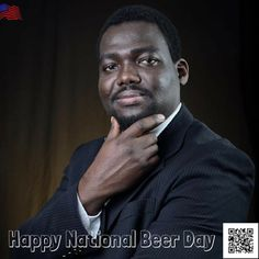 Idris Busari of ResQ Records's Page National Beer Day, Everyday Holidays, Celebrities, Music, Happy, Movie Posters, Fictional Characters, National Drink Beer Day, Musica