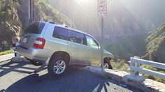 An unlucky man who nearly drove his SUV over a cliff in the beach front community of Malibu, California got lucky, but only for a few minutes – the man escaped the teetering car unharmed, and lucky to alive, but then the most unluckiest thing happened, read on. The victim, who was not official identified... Read More