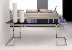 Name: Minotti KLEMM range of tables  Manufacturer: Minotti  Designer: Roldofo Dordoni
