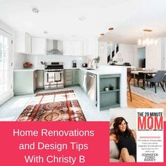 She was recently seen onHGTV's Brother vs. Brother, featuring the Property Brothers, Jonathan and Drew Scott. Christy was one of only ten home experts selected from across the country to renovate and add value to homes in the Los Angeles area through smart design choices while ona tight budget and timeline. She recently completed her own home renovation in Los Angeles with her husband andtwo dogs, Lulu and Mr. Bubbles. Drew Scott, Property Brothers, Los Angeles Area, Smart Design, Tight Budget, Hgtv, Home Renovation, Kids Rugs, Timeline