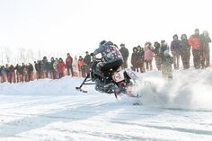 Motorcycle Sleds + Vodka = A Very Russian Bike Rally | WIRED