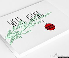 22 Clever Christmas Cards That Are Actually Funny
