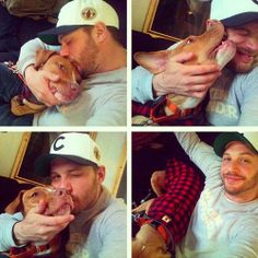 Just another picture to give me a reason why to love Tom Hardy!