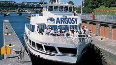 Locks Cruise @ Argosy Cruise Ships (Seattle, WA)