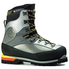 La Sportiva Baruntse Mountaineering Boot Best Trail Running Shoes, Hiking Shoes, Hiking Gear, Backpacking Boots, Boot Camp, Snow Boots, Winter Boots, Tall Boots, Trekking Outfit