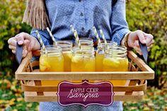 Shannanigans: Apple Cider Sangria