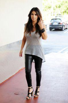 Kim Kardashian #fashion #celebrity #Kardashians