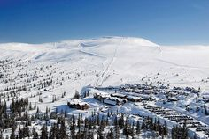 Trysil Resort, Norway