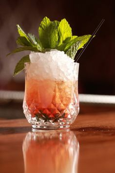Just in time for the Kentucky Derby... Mint Julep Recipes! | Mint Julep by Planter's House