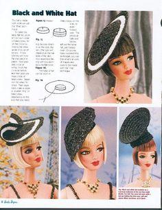 barbie hats - bobogirl Vah - Álbumes web de Picasa
