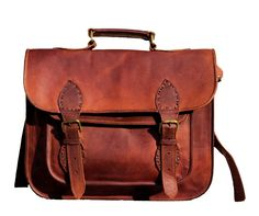 HC Handicraft Men's Vintage Leather Messenger Soft Leather Briefcase Bag 13 Inch Brown >>> You can get additional details at the image link. (This is an Amazon Affiliate link and I receive a commission for the sales)