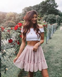 edgy outfits for fall Edgy Outfits, Outfits For Teens, Cute Outfits, Fashion Outfits, Womens Fashion, Woman Outfits, School Outfits, Fashion Week, Look Fashion