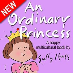 """Multicultural Children's Books: AN ORDINARY PRINCESS (Ado... https://www.amazon.com/dp/B01F48G54M/ref=cm_sw_r_pi_dp_cDOoxbP91WWCA """"Laura Sue wanted to be a princess with all her heart. However, she was not from a royal family; she was from an ordinary family, which included an ordinary brother..."""""""