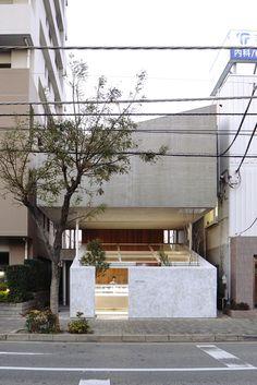 Casa Katsutadai  / Yuko Nagayama & Asociados