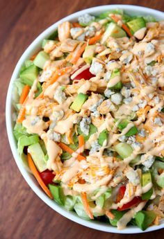 Diet Tips 15 Crazy Filling Keto Lunch Salads - This Tiny Blue House - Stay full for hours by preparing one these delicious crazy filling keto lunch salads. Great for lunch or dinner, these salads make great keto meal ideas. Summer Salad Recipes, Summer Salads, Salads For Lunch, Summer Food, Tandori Chicken, Comida Keto, Cooking Recipes, Healthy Recipes, Lasagna Recipes