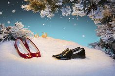 An unique Holiday Season with #Repetto The mythics - iconic shoes www.repetto.com