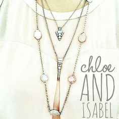 CHLOE AND ISABEL JEWELRY  shop here Laurahooker.chloeandisabel.com