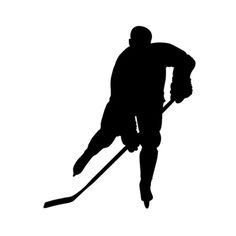 free svg files | To download the free SVG file, click here: HockeyPlayer