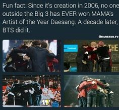 Feel so proud there are no words they went from nobodys to worlds best artist (they where never nobodys to me)