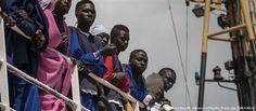 DW: Η Ιταλία απειλεί να κλείσει τα λιμάνια της ~ Geopolitics & Daily News