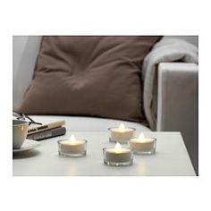 STÖPEN LED tealight - IKEA