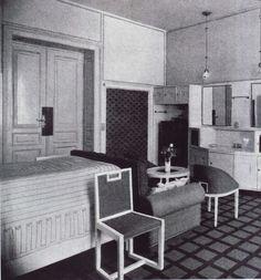 Wiener Werkstatte ~ Josef Hoffman