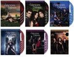 Vampire Diaries Seasons 1-6 DVD