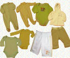 Jelly Second hand Neutral Wardrobe Kit