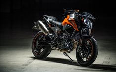 KTM dealerships across the country have commenced accepting bookings for the 790 Duke street-fighter. The KTM 790 Duke can be booked at a token amount of Rs. at select outlets while deliveries have been promised in the first half of Ktm Duke, New Ktm, New Ducati, Ktm 690, Mercedes Benz 300, Kawasaki Ninja, Duke Motorcycle, Motorcycle Workshop, Volkswagen
