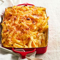 Three-Cheese Baked Mac from the Better Homes and Gardens Must-Have Recipes App