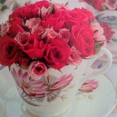 No matter where I go... I will return to my English rose.