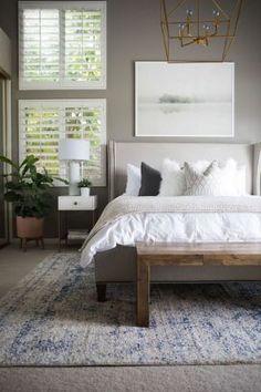 Romantic Master Bedroom Design Ideas 1064