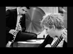 "KallpaDuo - A. Piazzolla ""Libertango"", Szymon Klima - clarinet, Roch Mod..."