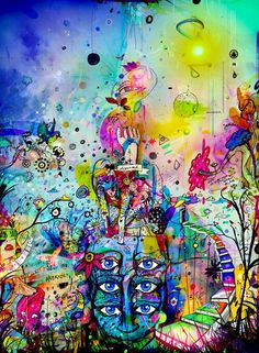 Art Rainbow Colors Awesome