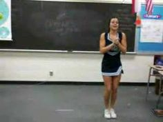 Long try-out cheer - Clements
