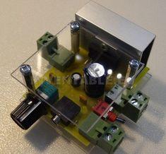 Proyecto para la construcción de un amplificador audio de 15 Watts + 15 Watts, alimentado con 12V, de pequeñas dimensiones y fácil de realizar. Usa el circuitro integrado TDA7297. Hola gente, nuevamente propongo un amplificador ultracompacto pero...