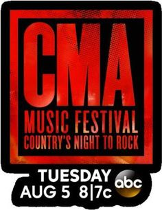 ABC to Air CMA MUSIC FESTIVAL: Country's Night to Rock, 8/5 (m.bwwmusicworld.com)