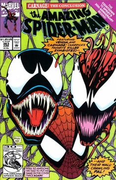 The Amazing Spider-Man #363 (1963 series) - cover by Mark Bagley