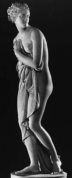 """""""Venus Italica"""" by Antonio Canova (1804-12) Pitti Gallery, Florence"""