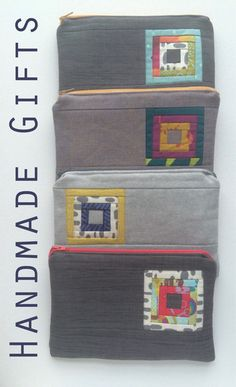 Handmade {One of a Kind} Pouch