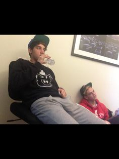 Luke and Daniel